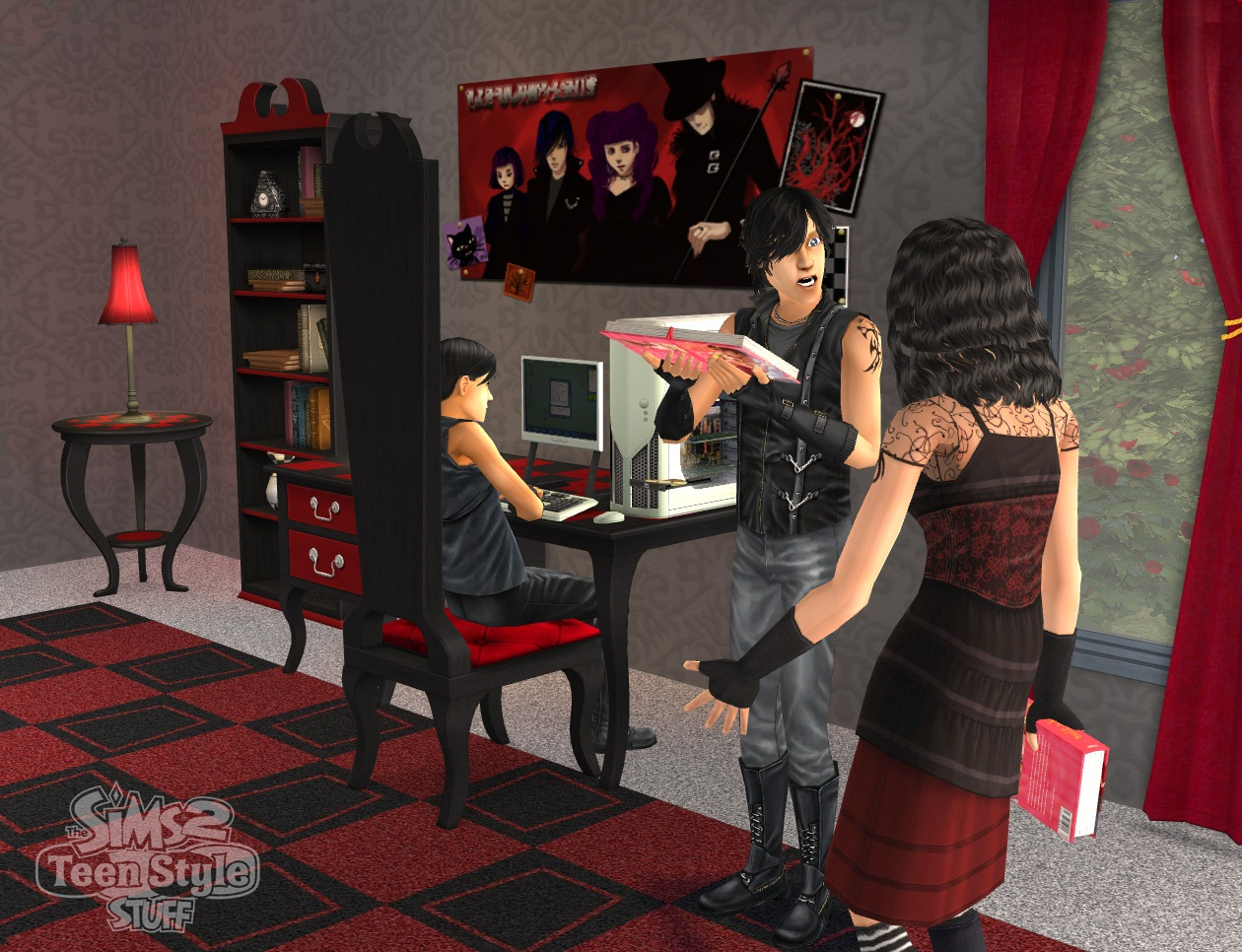 Large penis sims2 download exploited stupid girls